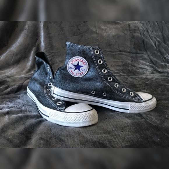 Converse Shoes | Acid Wash Converse